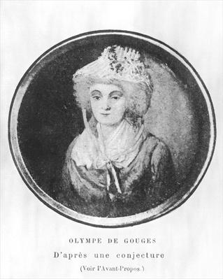 Olympia of Gouges