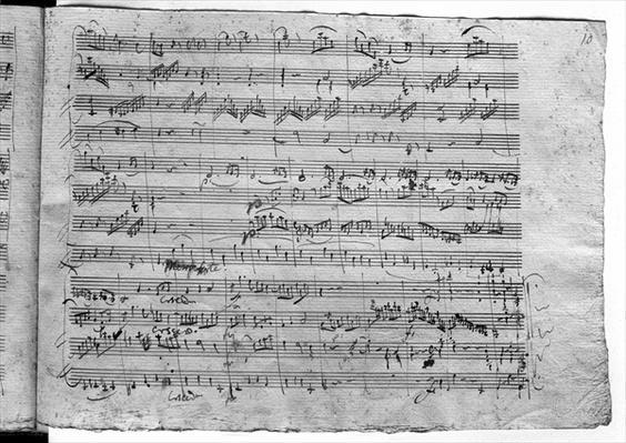 Trio in G major for violin, harpsichord and violoncello