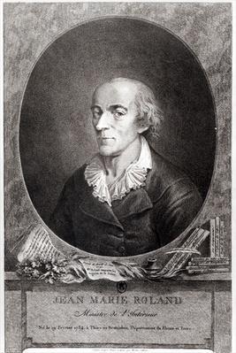 Jean Marie Roland de La Platiere