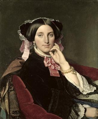 Madame Gonse, 1852