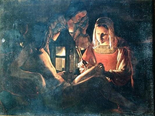 St. Sebastian Tended by Irene, c.1638-39