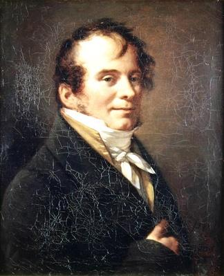 Monsieur Lavallee, General Secretary of the Musee du Louvre, 1809