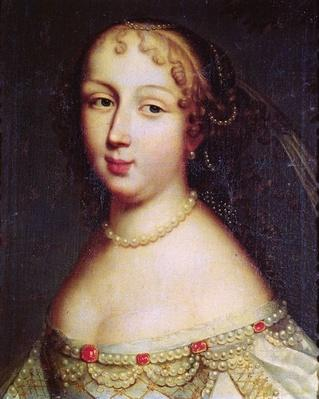 Portrait presumed to be Marie de Rabutin-Chantal