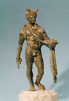 Statuette of Mercury, from Puy-de-Domes, 1st-2nd century