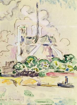 Notre-Dame, 1925