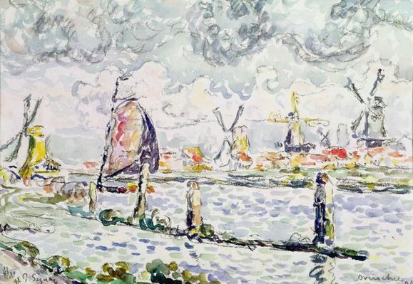 Overschie, 1906