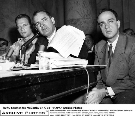 Army-McCarthy Hearings In DC | The Cold War | The 20th Century Since 1945: Postwar Politics