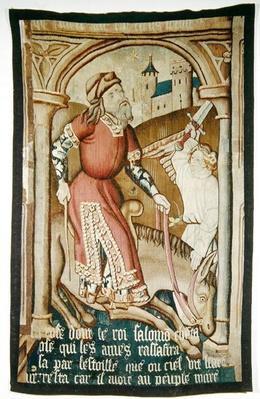Balaam's Ass, c.1460