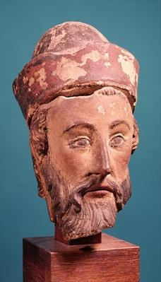 Head of Joseph of Arimathaea