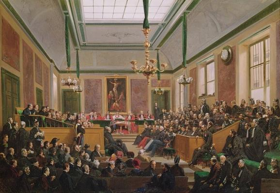 The High Court of Justice at Versailles, 7th March 1849
