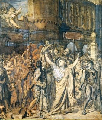 The Martyrdom of St. Symphorian, c.1834