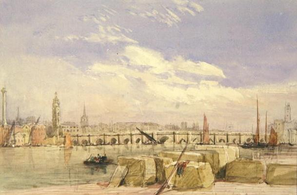 London Bridge, c.1828-30