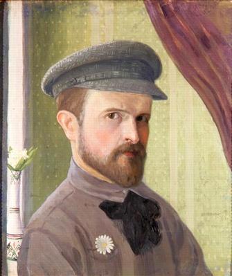Self Portrait, c.1909-10