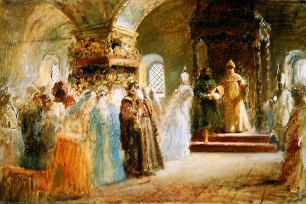 Tsar Alexei Michaylovich