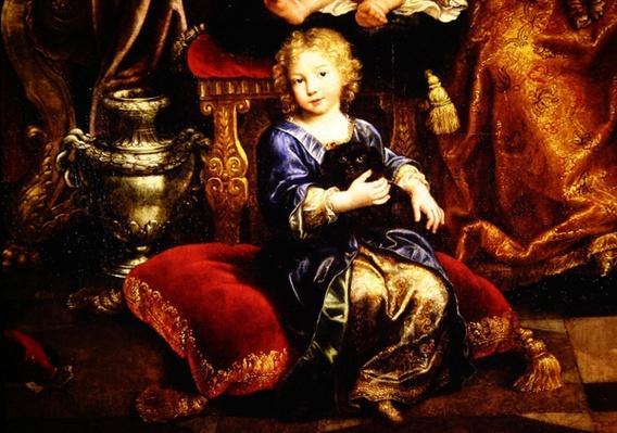 Philippe de France, 1687