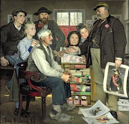 Propaganda, 1889