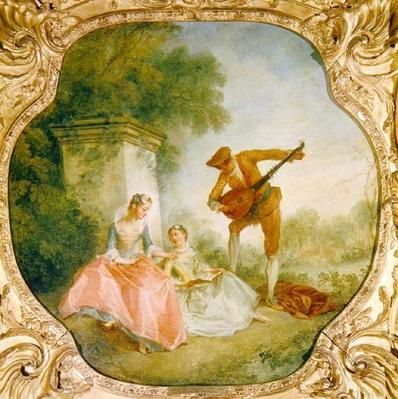 The Music Lesson, 1743