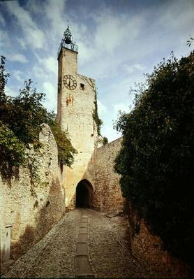 View of the belfry