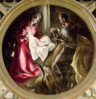 The Nativity, 1597-1603
