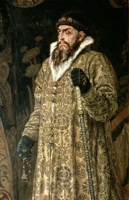 Tsar Ivan IV Vasilyevich 'the Terrible'