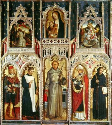 Altarpiece of St. Anthony