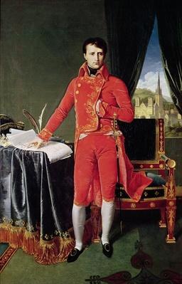 Bonaparte as First Consul, 1804
