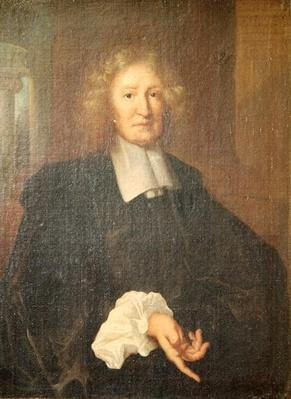 Portrait presumed to be Jules Hardouin Mansart