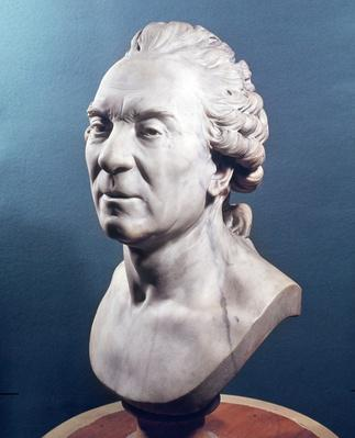 Bust of Georges Louis Leclerc