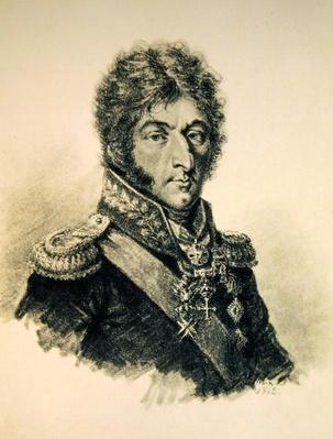 Prince Petr Ivanovich Bagration
