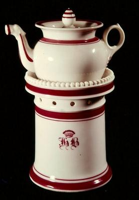 Cafetiere belonging to Honore de Balzac