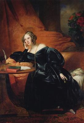The Countess de Lapeyriere