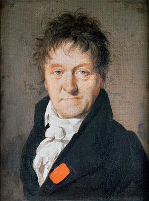 Portrait of Lazare Nicolas Marguerite Carnot