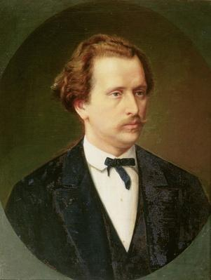 Portrait of Nikolay Rubinstein