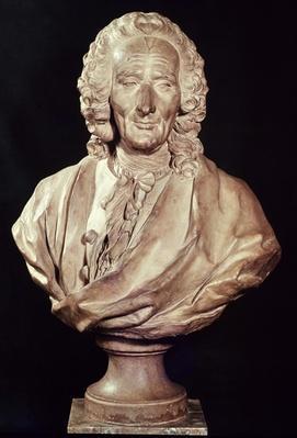 Bust of Jean-Philippe Rameau