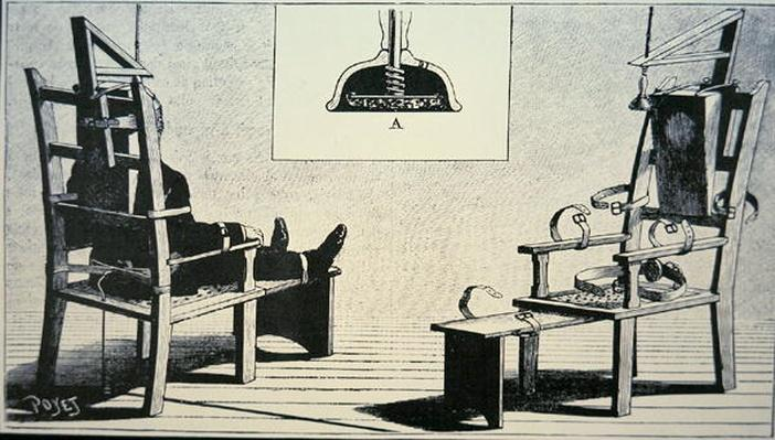 The Electric Chair in the 1890s