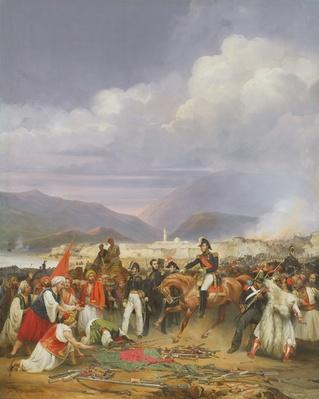 The Capture of Morea Castle, 30th October 1828, 1836