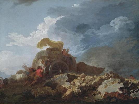 The Storm, c.1759