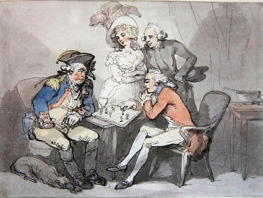 Checkmate, c.1790