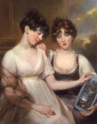 Portrait of Anne and Maria Russell, 1804