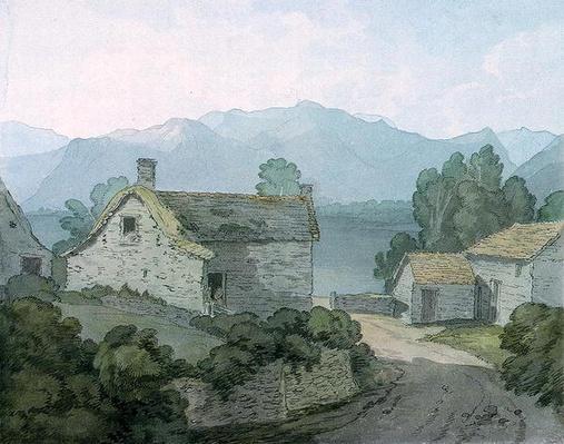 On Ullswater, Cumberland, 1791