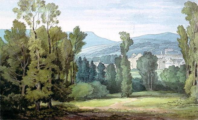 Dulverton, Somerset, 1800