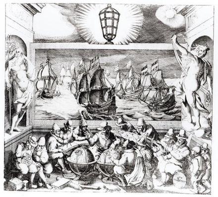 Navigation Titlepage, 1600