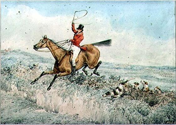 Fox Hunting, 19th century