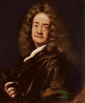 Portrait of Pierre Puget