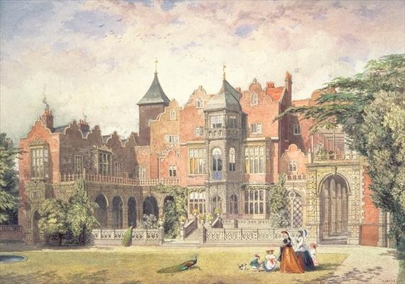 Holland House, Kensington