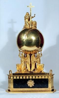 Reliquary of the Crown of Thorns, 26th October 1804