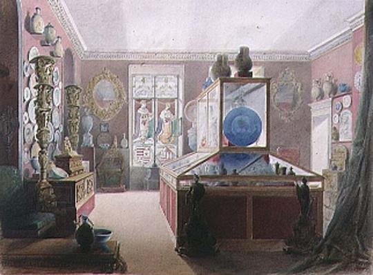 Marlborough House: Sixth Room