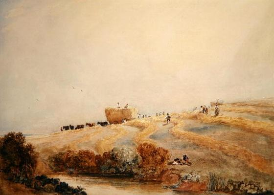 Haymaking, c.1808