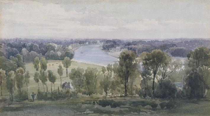 Richmond Hill, 1830