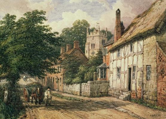 Cubbington, Warwickshire